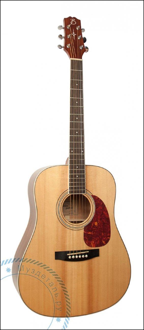 Гитара акустическая Badem D-42