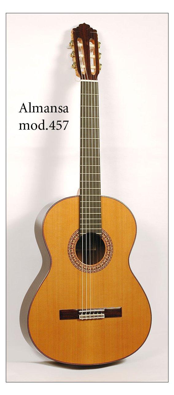 Гитара классическая Almansa 457 R