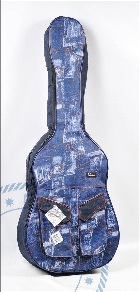 Чехол для гитары Fedosov Г12-2Ц