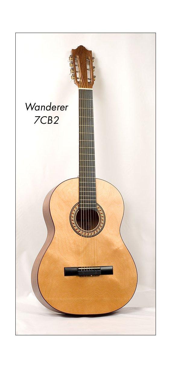 Гитара семиструнная Wanderer 7CB2