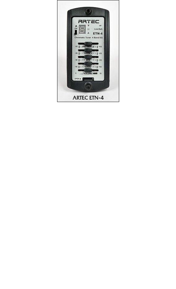 Темброблок Artec ETN-4