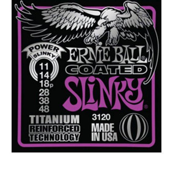 Струны Ernie Ball RPS POWER SLINKY 3120