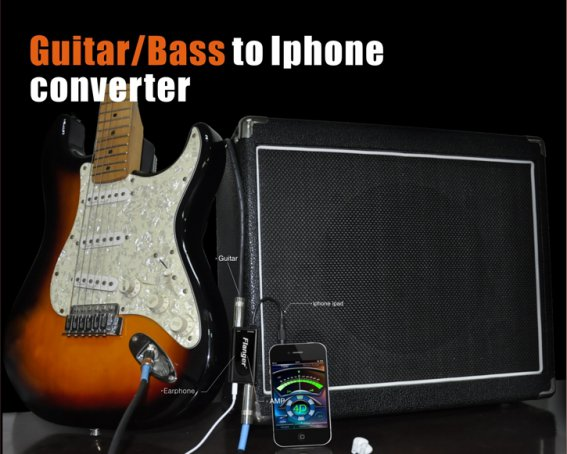 Адаптер для iPhone iFlanger FC-20