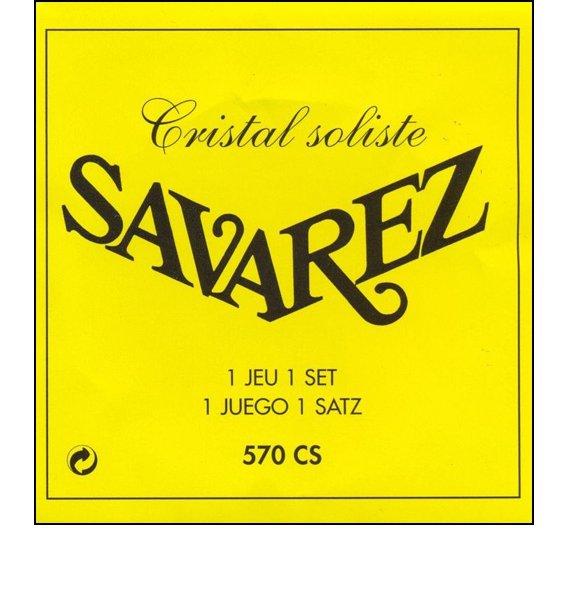 Струны Savarez 570CS