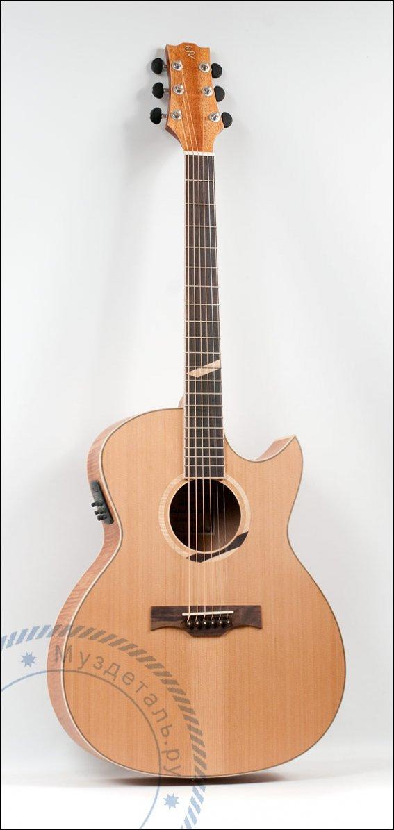 Гитара акустическая Baton Rouge Mystique ACE