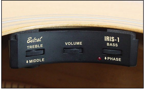 Темброблок Belcat IRIS-1