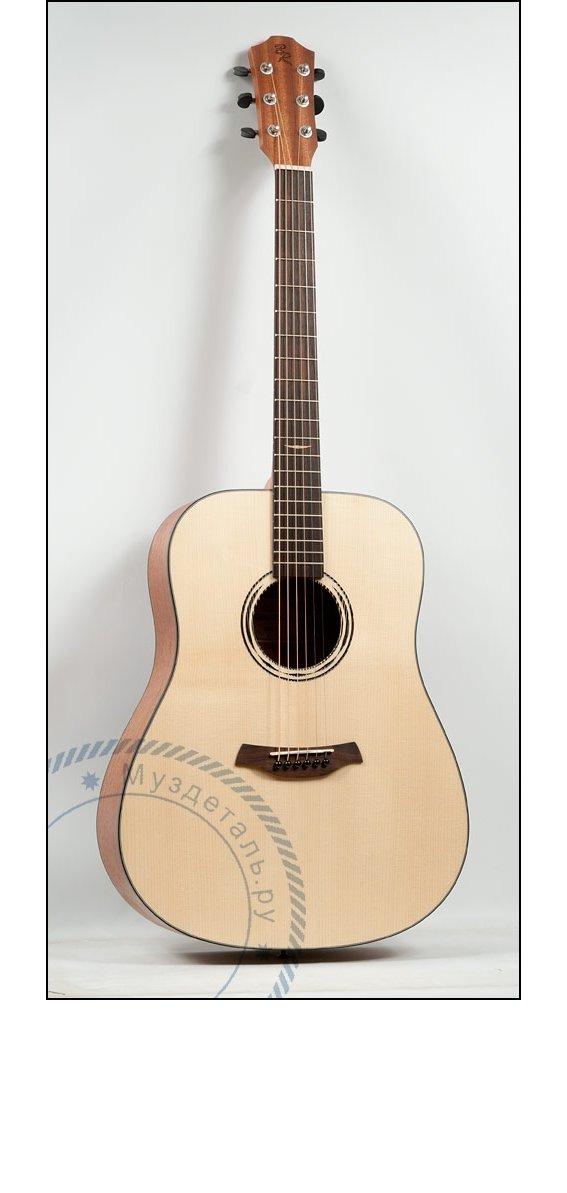Гитара акустическая Baton Rouge AR11 D-W