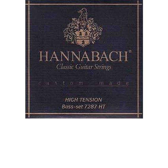 Струны Hannabach Custom-made 7287 HT Bass-set