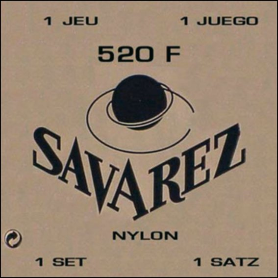 Струны Savarez 520F