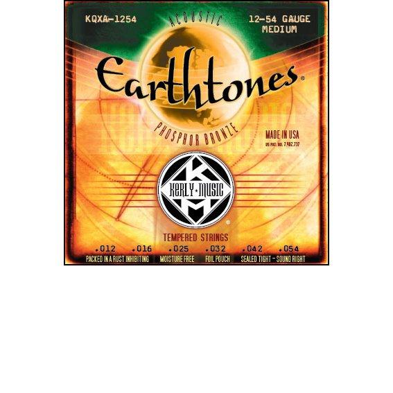 Струны KERLY KQXA-1254 Earthtones