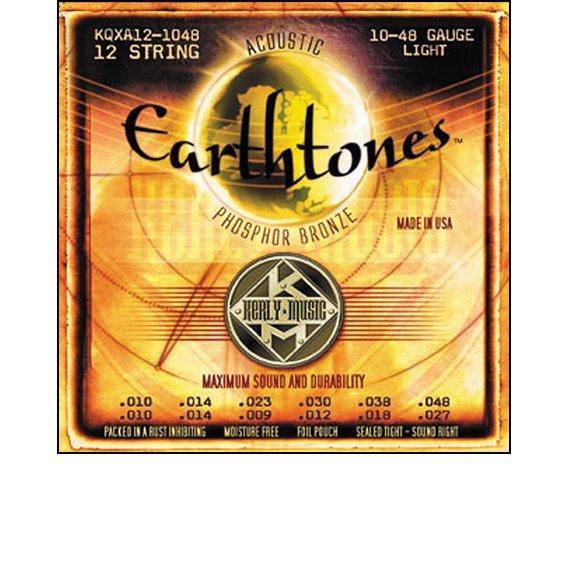 Струны KERLY KQXA12-1048 Earthtones