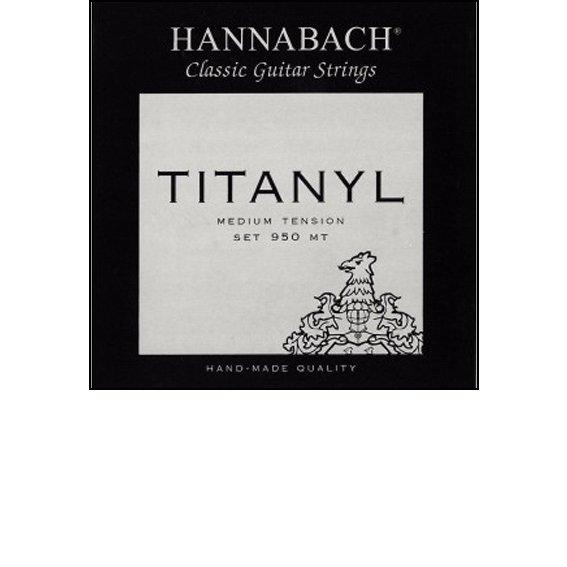 Струны Hannabach Titanyl 950 MT