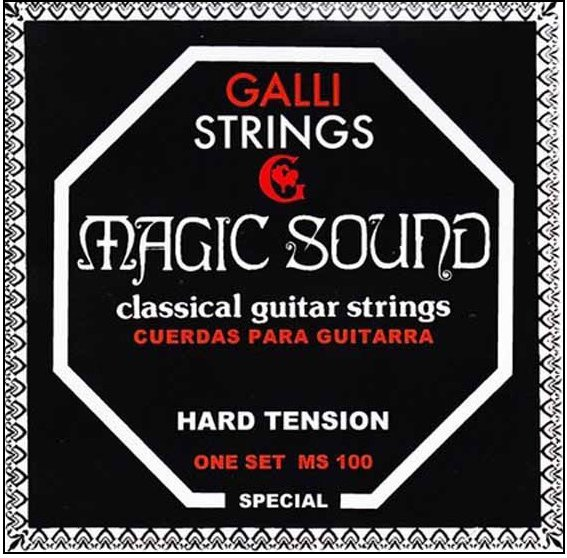 Струны GALLISTRINGS MAGIC SOUND MS100