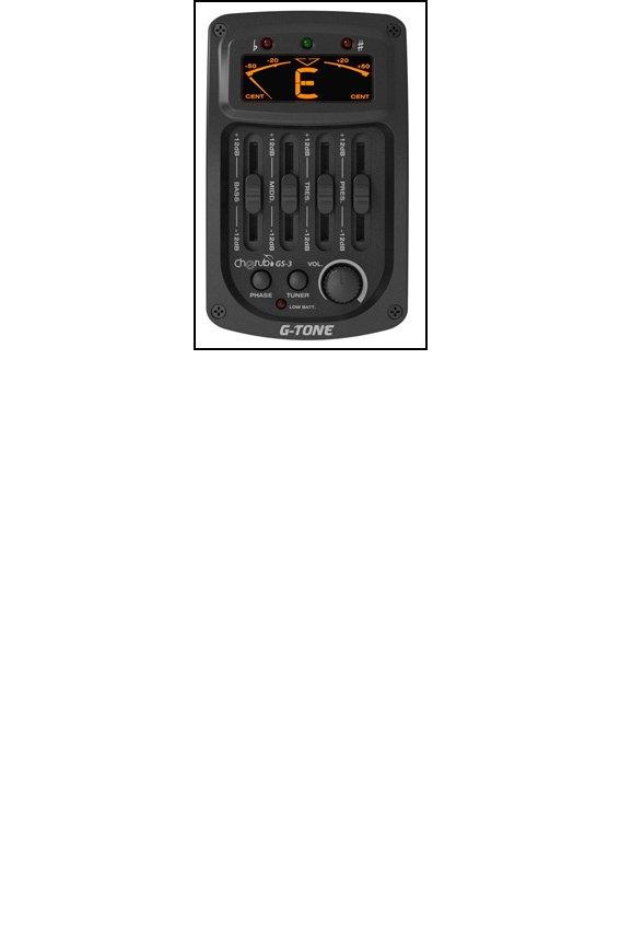 Темброблок Cherub GS-3