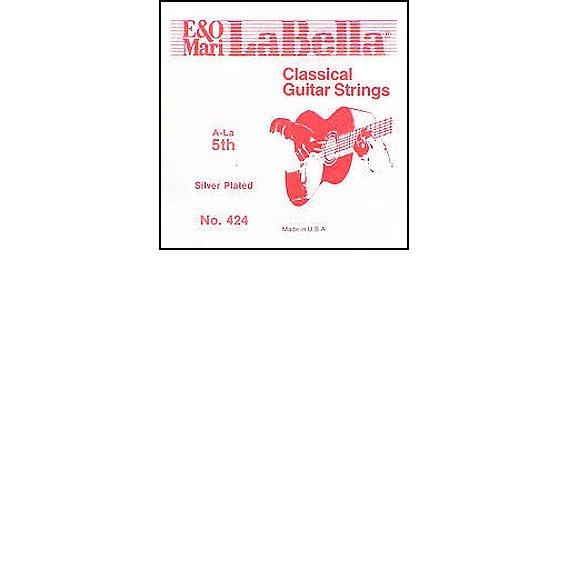 Струна 5-я LaBella 424 нейлон