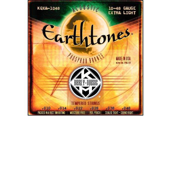 Струны KERLY KQXA-1048 Earthtones