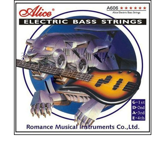 Струны Alice 606(4)-M