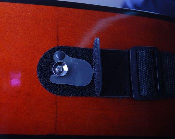 Ремень гитарный Mozer GS-2