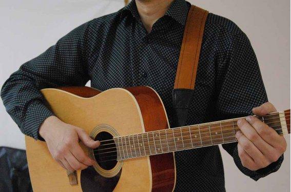 Ремень гитарный Mozer GS-3