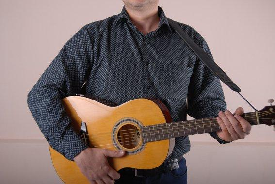 Ремень гитарный Mozer GS-4
