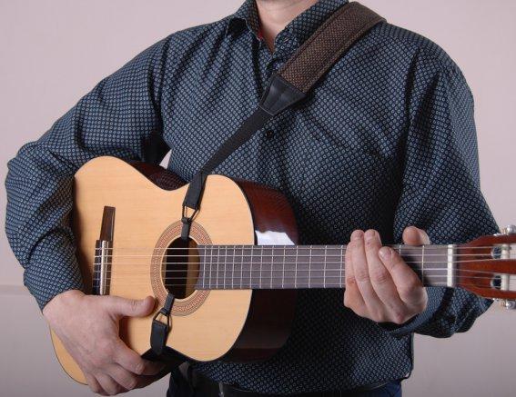 Ремень гитарный Mozer CS-1