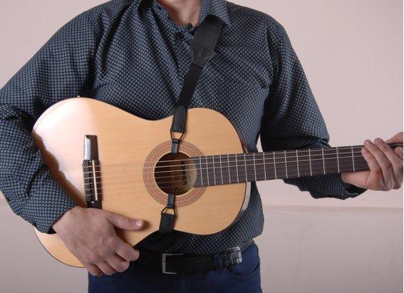 Ремень гитарный Mozer CS-3