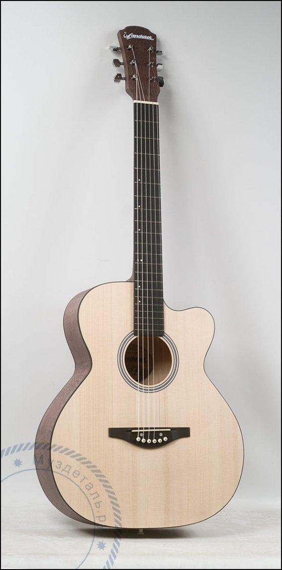Гитара акустическая Wanderer GBC24-S