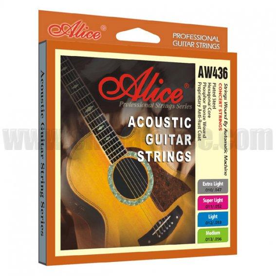Струны Alice AW436-XL