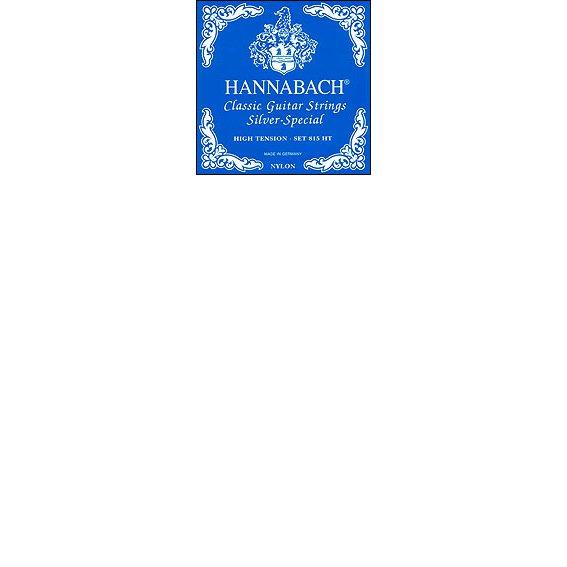 Струны Hannabach Silver-Special 815 HT