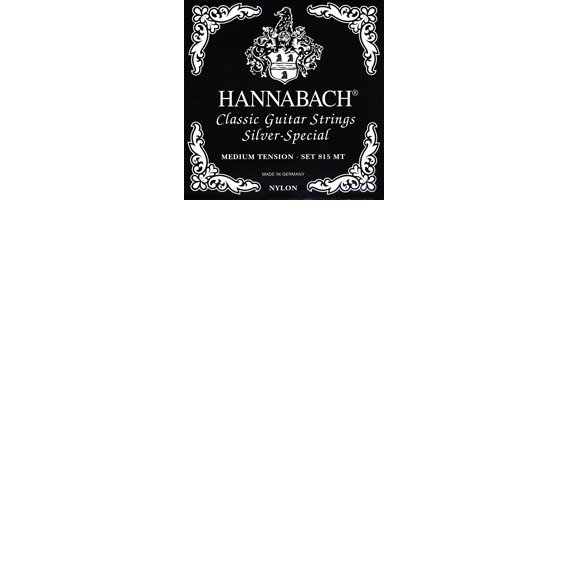 Струны Hannabach Silver-Special 815 MT