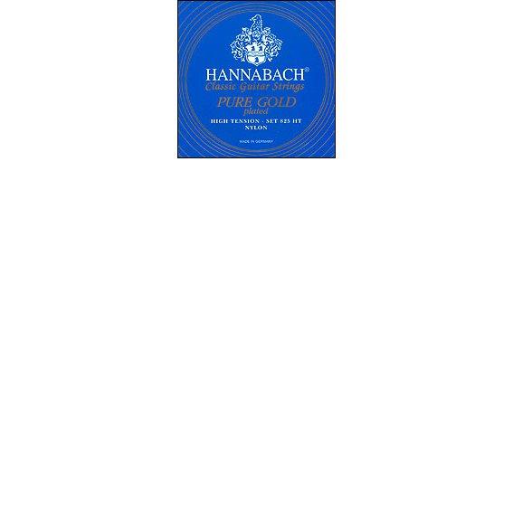 Струны Hannabach Pure Gold 825 HT
