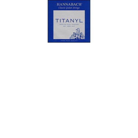 Струны Hannabach Titanyl 950 MHT