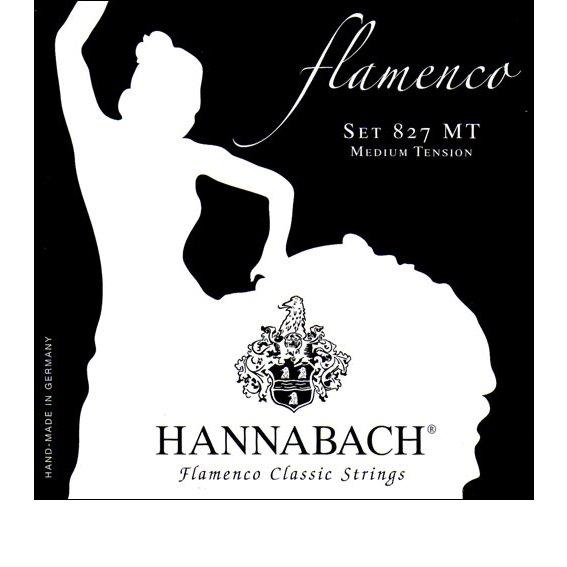 Струны Hannabach Flamenco 827 MT