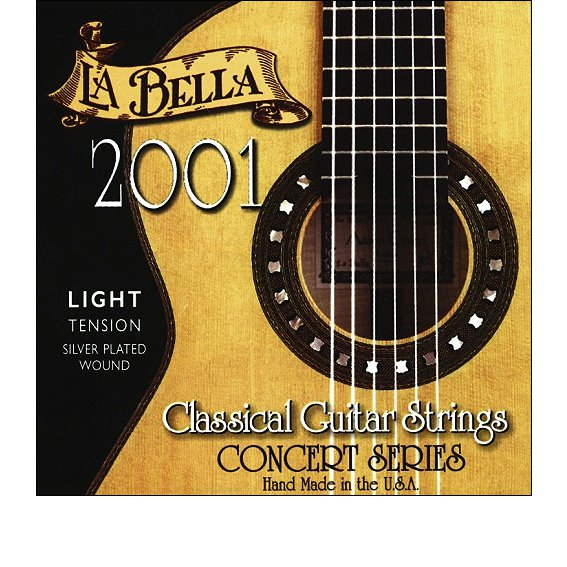 Струны LaBella 2001 Light