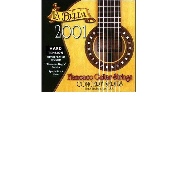 Струны LaBella 2001 Flamenco Hard
