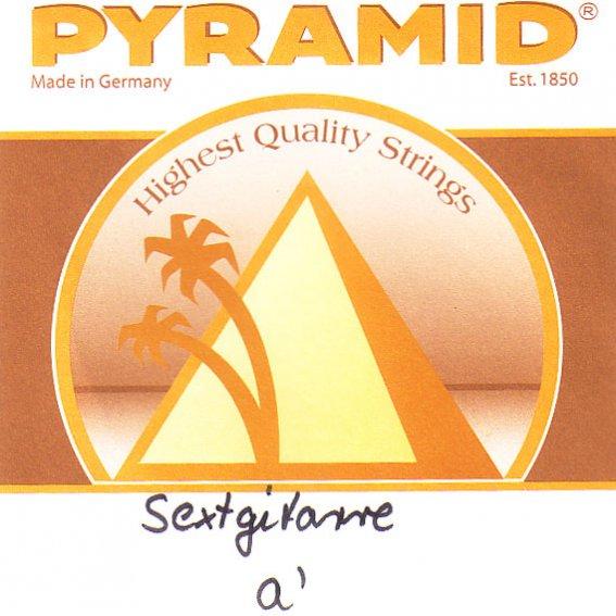 Струны Pyramid Sextgitarre Nylon 479200
