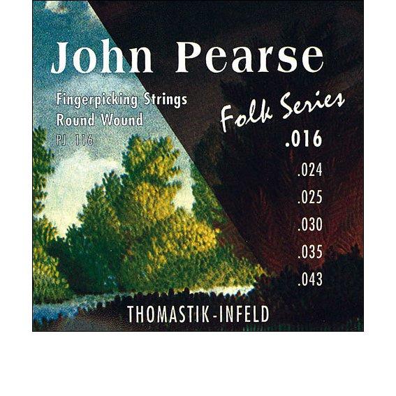 Струны Thomastik John Pearse PJ116