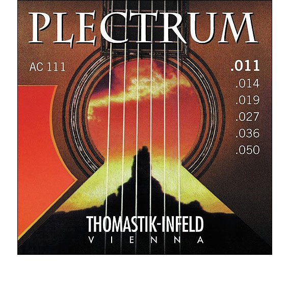 Струны Thomastik Plectrum AC111