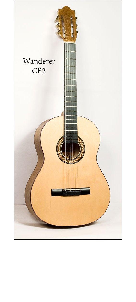 Гитара акустическая Wanderer CB2