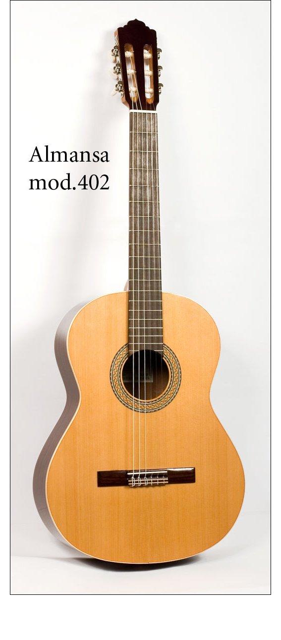 Гитара классическая Almansa 402