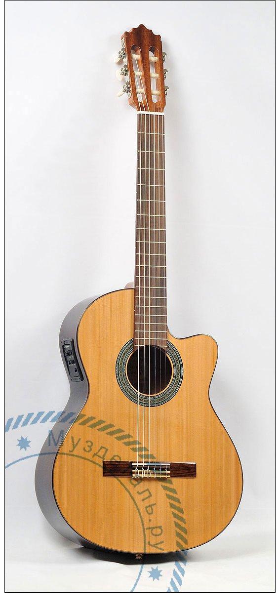 Гитара классическая Alcora 222CE