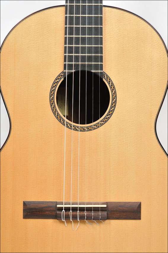 Гитара классическая AMK Rosewood