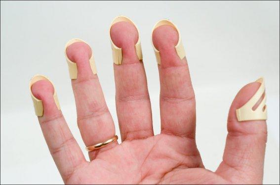 Медиаторы на палец aLaska Pik