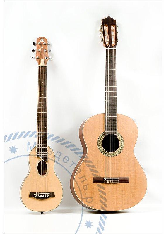 Гитара акустическая Madeira Travel EQ