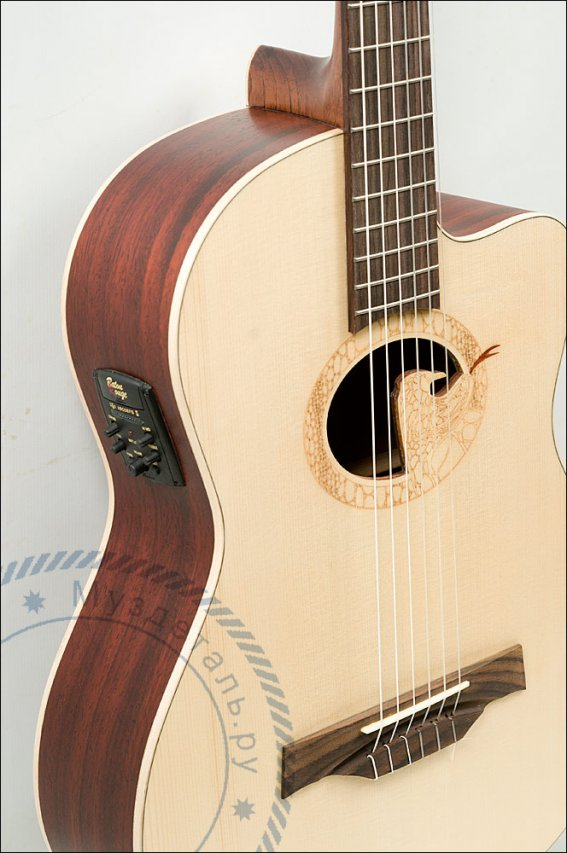Гитара классическая Baton Rouge Medusa S
