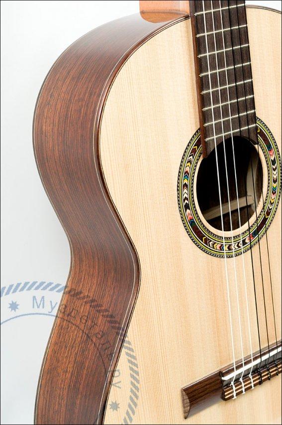Гитара классическая Kremona Rosa Morena Flamenco