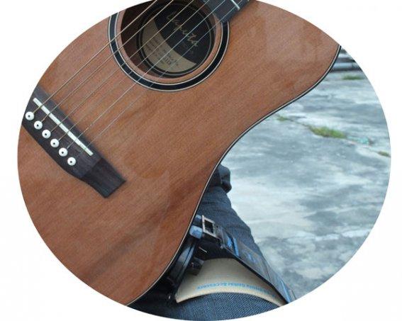Супорт гитарный Flanger FA-80