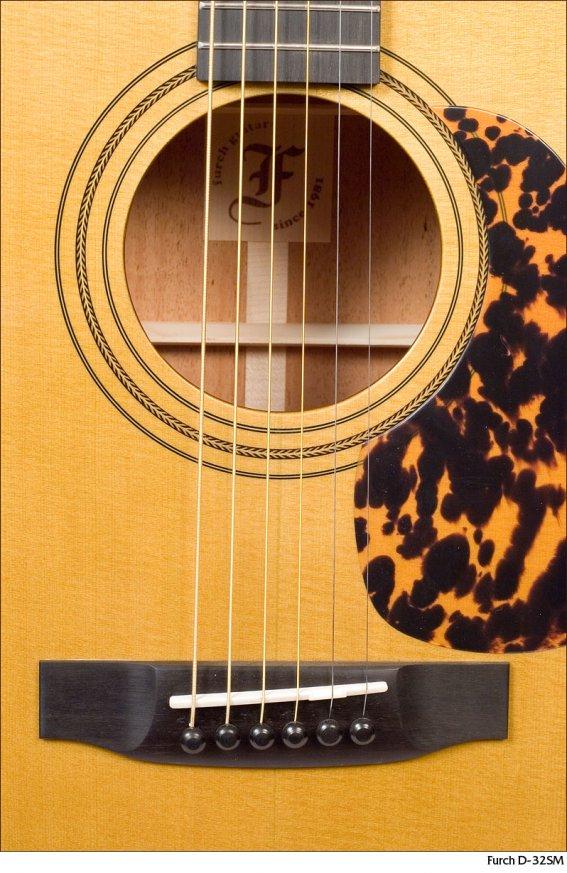 Гитара акустическая Furch D-32SM