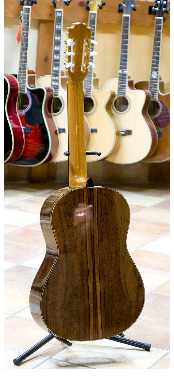 Гитара классическая мастера Зубарева