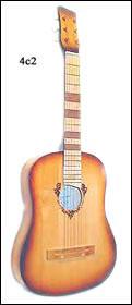 Бобровская гитара 4c2